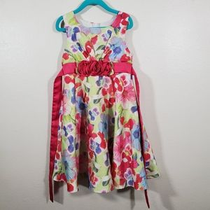 Bonnie Jean Kids Flower Dress